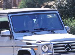 Before she could think about picking one up herself. Kendall Jenner Illegally Texts While Driving Her 150 000 Mercedes In La As Sister Kim Kardashian Faces Divorce Rumors
