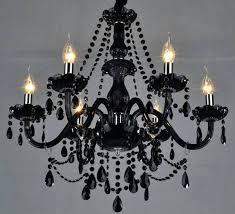 diy chandelier crystal incredible black crystal chandelier black chandelier but all white to hang above the altar i diy crystal chandelier lamp