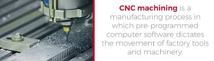 What Is Cnc Machining Overview Of The Cnc Machining Process