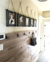 barn wood decor phenomenal hallway wall ideas home d on outdoor reclaimed room barn wood
