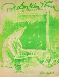 Image result for Bìa bản nhạc Thu Cô Liêu