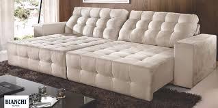 sofa retratil. sof retrtil e reclinvel paris bianchi detalhes do produto comrcio de mveis colches bh betim mobiliadora universal sofa retratil