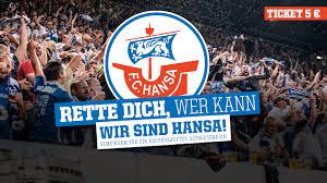 Last friday, jan löhmannsröben, markus kolke, pascal breier and nils butzen (from now on), players of the f.c. Rette Dich Wer Kann Gemeinsam Fur Ein Ausverkauftes Ostseestadion