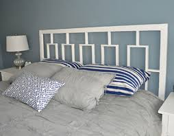DIY Headboards: West Elm has some fabulous headboards. You can get the look  for