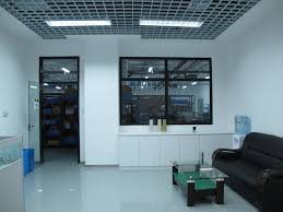 office space architecture. The Office Of Workshop Manager With Window Into Area Space Architecture E