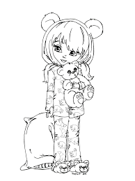 Polar Bear Jammies By Jadedragonne Deviantart