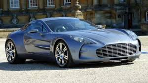 Aston Martin One 77 V12 Technical Specs Dimensions
