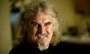 The last time Billy Connolly took up residence at this venue, he got into hot water with his comments about the Iraq hostage Ken Bigley. - Billy-Connolly-001