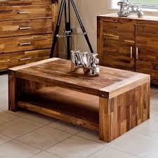 wood coffee table set. More Views Wood Coffee Table Set