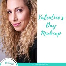 valentine s day makeup tutorial