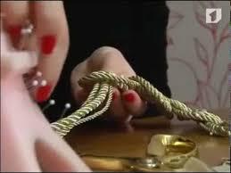 Оксана Матяш. Колье из шнура для <b>штор</b>.mp4 - YouTube