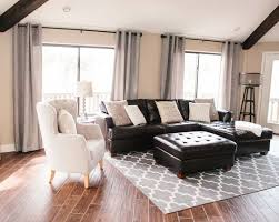 living rooms with brown furniture. HOW TO VISUALLY LIGHTEN UP DARK LEATHER FURNITURE. Grey And Brown Living Rooms With Furniture R