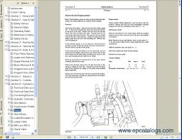wiring diagram image library factonista org jcb service manuals s2a electronic catalog