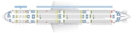 Bam Seating Chart Qatar Airways Fleet Boeing 777 300er Details And Pictures