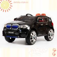 <b>Электромобиль Barty BMW X5</b> М555МР (F15 Performance ...
