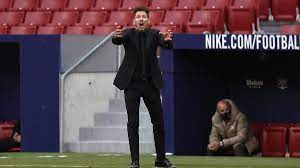 Simeone not interested in excuses after Levante hit title hopes - AS.com