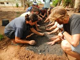 best cool peace corps projects images peace photo essay climate smart permagardening in the peace corps passport
