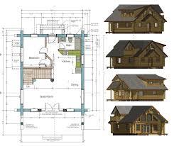 Free Wood House Plan