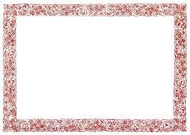 Printable Certificate Borders Major Magdalene Project Org