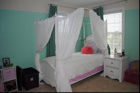 Diy Princess Canopy Bed Tagged With Curtains And For Adults - Tikspor