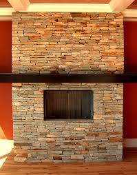 hd pictures of stone veneer fireplace mantel