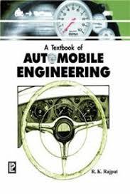 Textbook of Automobile Engineering by R.K. Rajput | uRead.com-Books ...