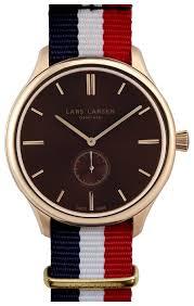 Наручные <b>часы Lars Larsen</b> 122GSAN — купить по выгодной ...