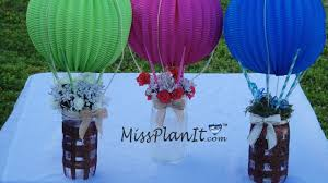 Decorating With Mason Jars For Baby Shower Mason Jar Baby Shower Centerpiece DIY How To Create This 38
