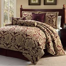 red brown and gold comforter sets 26 best comforters images on in king 7