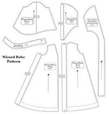 Harry Potter Robe Pattern Awesome FREE Harry Potter Robe Pattern Party Pinte