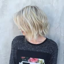 amazing choppy bob hairstyles for short and um hair 2018