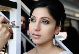 indian bridalgal airbrush makeup