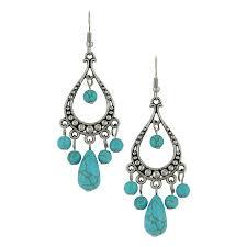teardrop chandelier earrings attitude jewelry