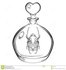 нарисованная рука гравирующ эскиз жука скарабея черепашка в стекле B