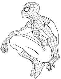Spiderman Disegni Da Colorare