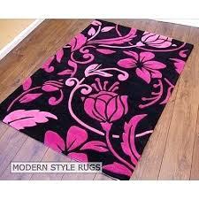 pink and black rug pink black rug google search s room hot pink black rug pink and black