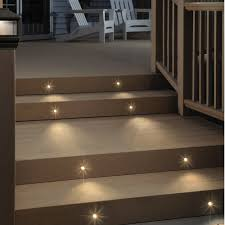 Stair Lights Lowes Decking Make Your Home Feel Inviting With Deck Lighting