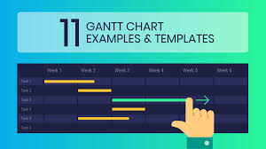 Gantt Chart Project Template 11 Gantt Chart Examples And Templates For Project Management