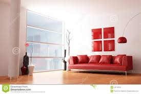 Minimalist Living Room Minimalist Living Room Stock Images Image 18710234