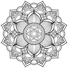 Small Picture Mandala Coloring Pages Photo Image Coloring Pages Mandala at