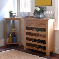wine rack cabinet. Newark Oak Wine Rack Cabinet With Free Delivery .