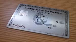 american express platinum card point
