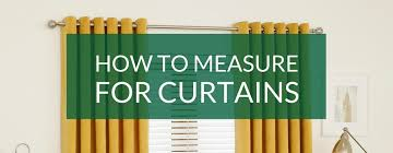 Curtain Size Conversion Chart How To Measure For Curtains Home Focus Blog
