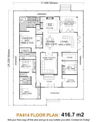 4 bedroom single floor house plans india inpedia org