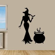 halloween gallery wall decor hallowen walljpg halloween wall decals vintage in decorating home ideas with halloween wall decals
