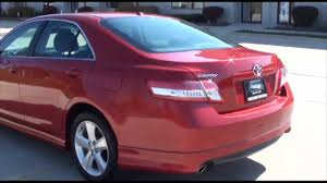 2011 Toyota Camry SE Sedan Excellence Cars Direct Naperville ...