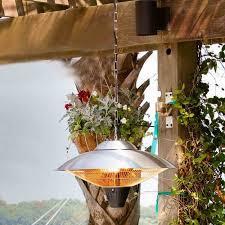 hanging patio heater. AZ Patio Heaters 1500 Watt Electric Hanging Heater