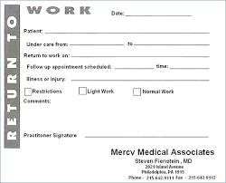 Doctors Note For Work Urgent Care Fake Urgent Care Doctors Note Fake Doctors Note For Work
