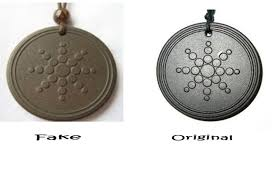 tips on how to know the original and fake scalar energy pendant