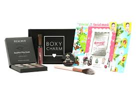 the only beauty box subscription with five full size and luxury travel size s